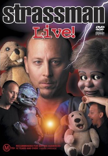Item: Strassman LIVE! Vol 1 (DVD) on AMAZON